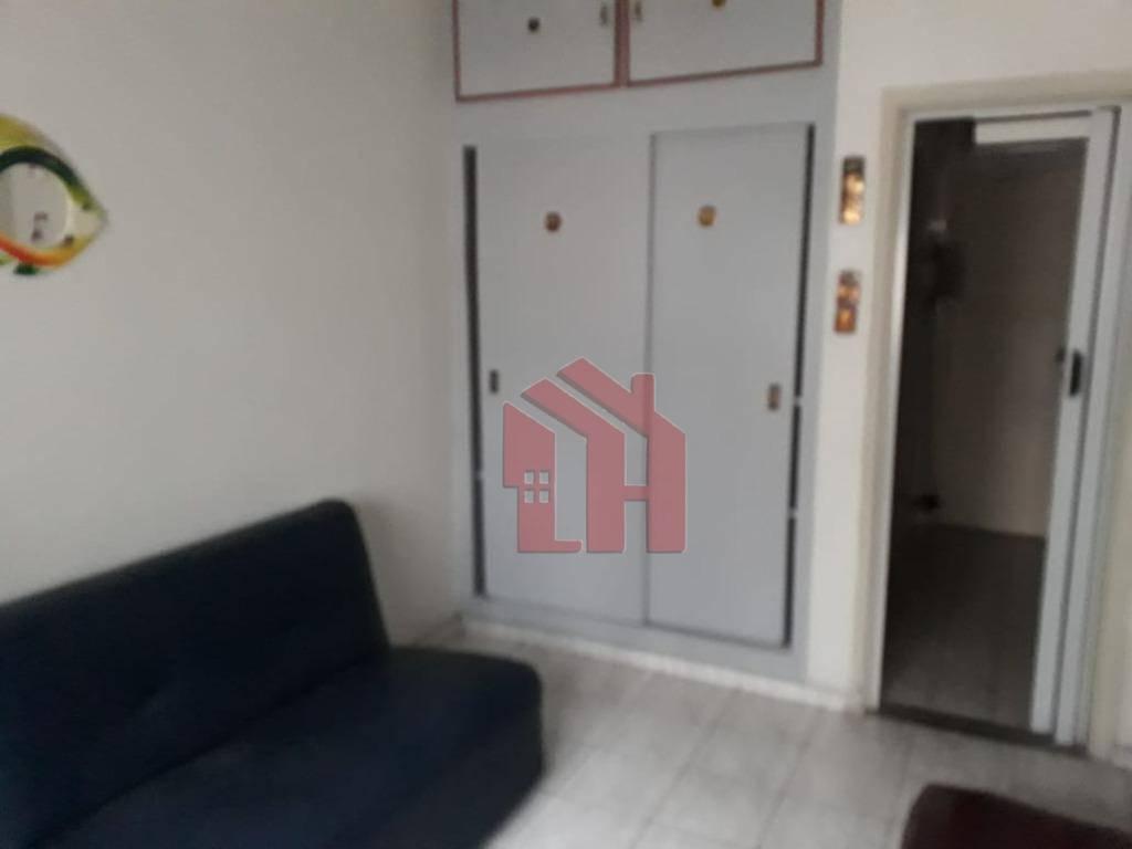 Kitnet com 1 dormitório à venda, 30 m² por R$ 160.000,00 - Itararé - São Vicente/SP