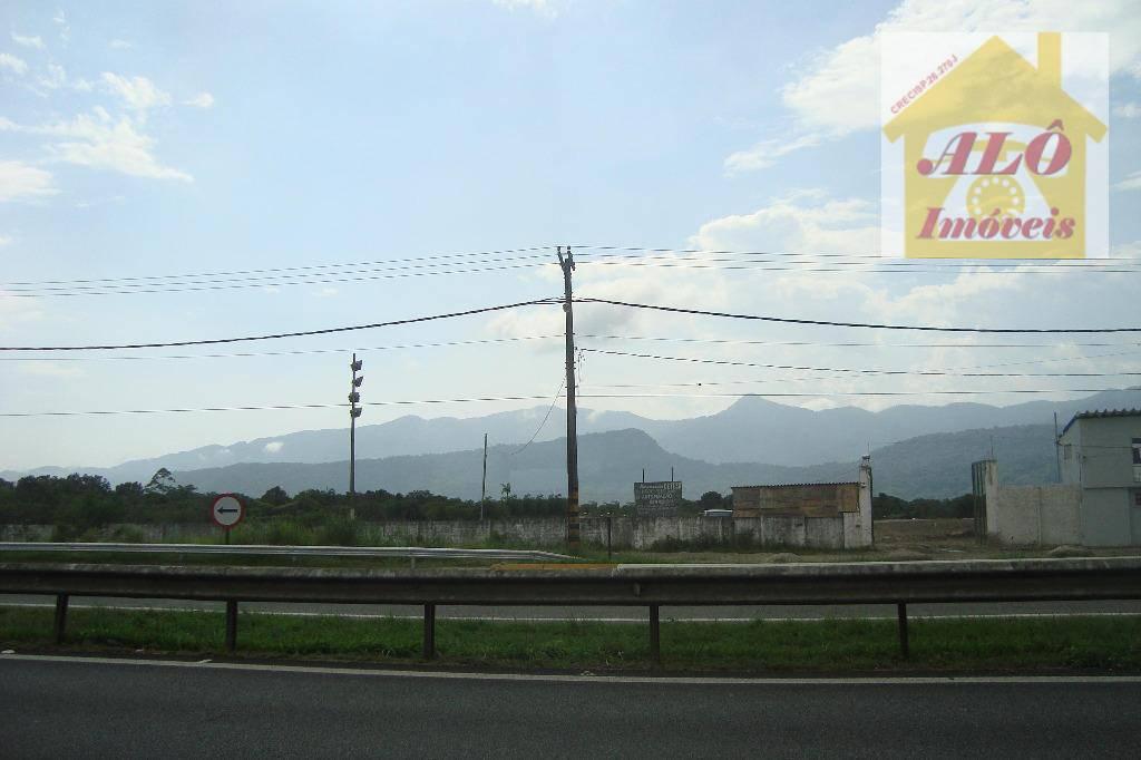 Área à venda, 25000 m² por R$ 16.250.000,00 - Balneário Japura - Praia Grande/SP