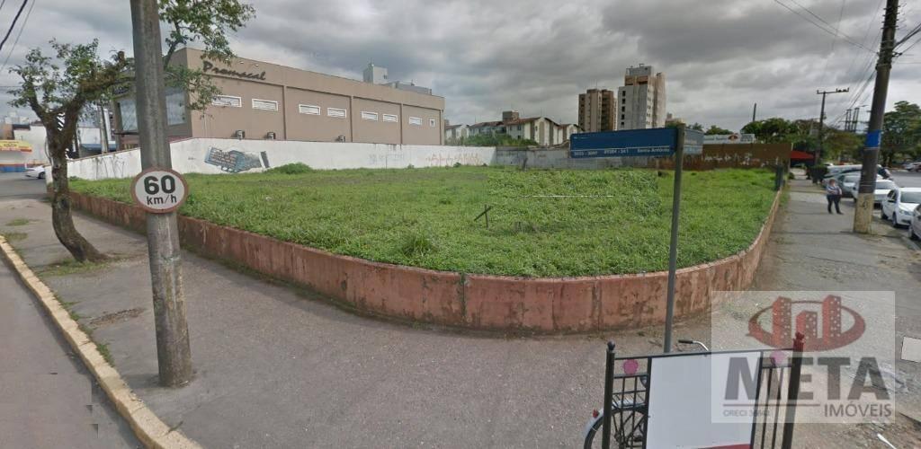 Terreno/Lote à venda  no Santo Antônio - Joinville, SC. Imóveis