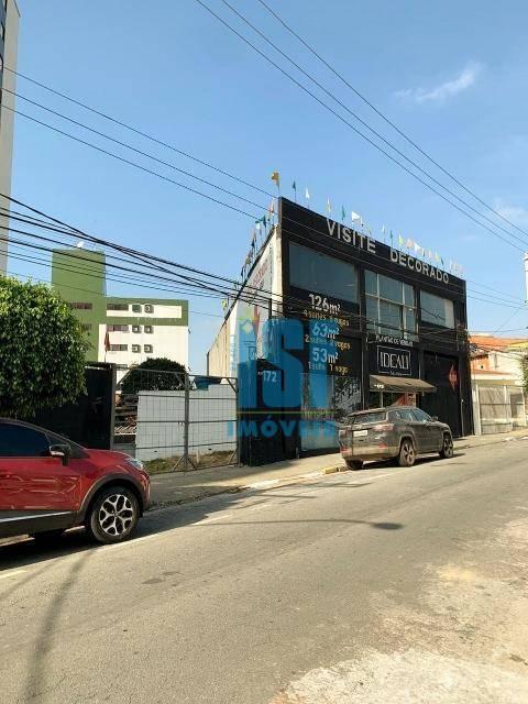 Galpão para alugar, 500 m² - Bela Vista - Osasco/SP - GA0486.
