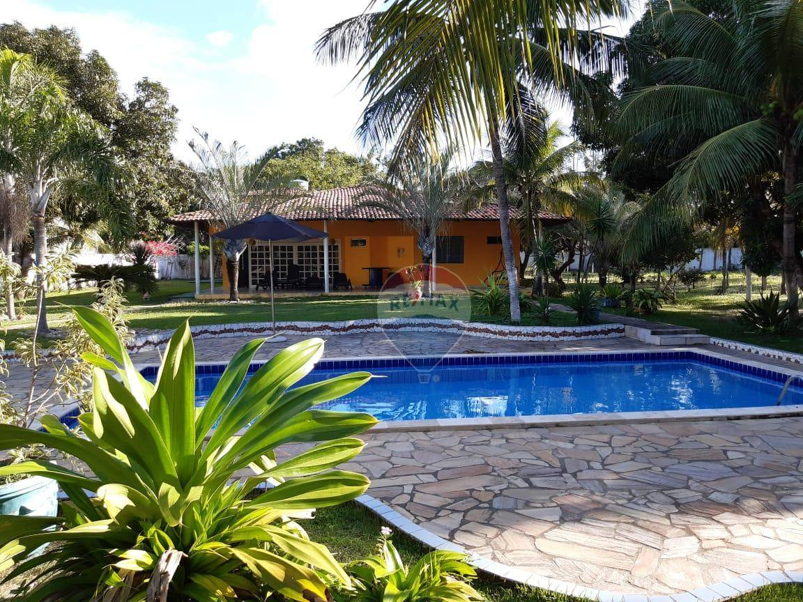Chácara com 10 dormitórios à venda, 5178 m² por R$ 800.000,00 - Pium - Nísia Floresta/RN