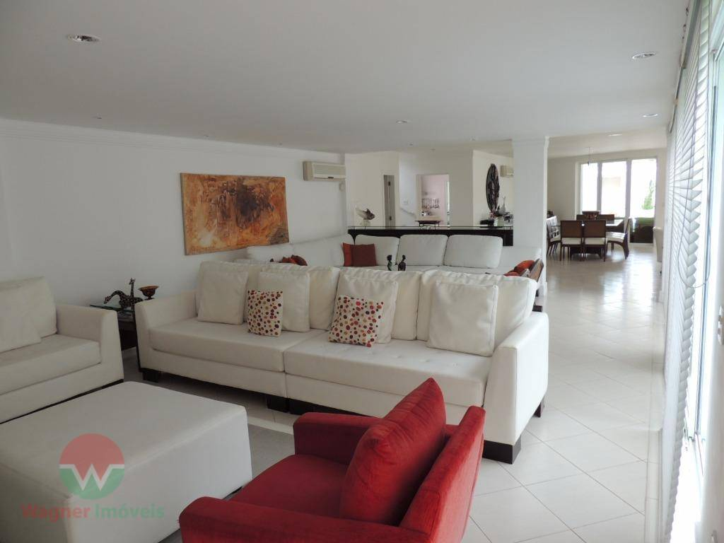 sobrado à venda no jardim acapulco em guarujá, sala 5 ambientes com lavabo, 7 suítes (sendo...