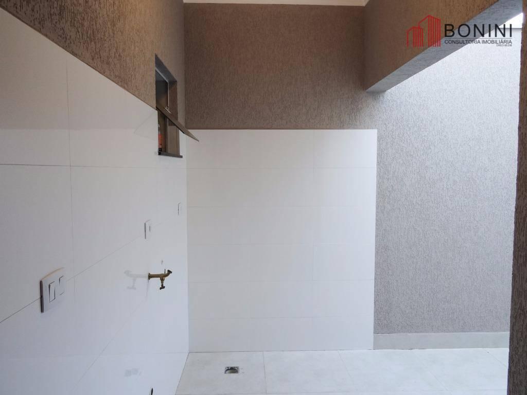 Casa 3 Dorm, Parque Novo Mundo, Americana (CA0266) - Foto 7
