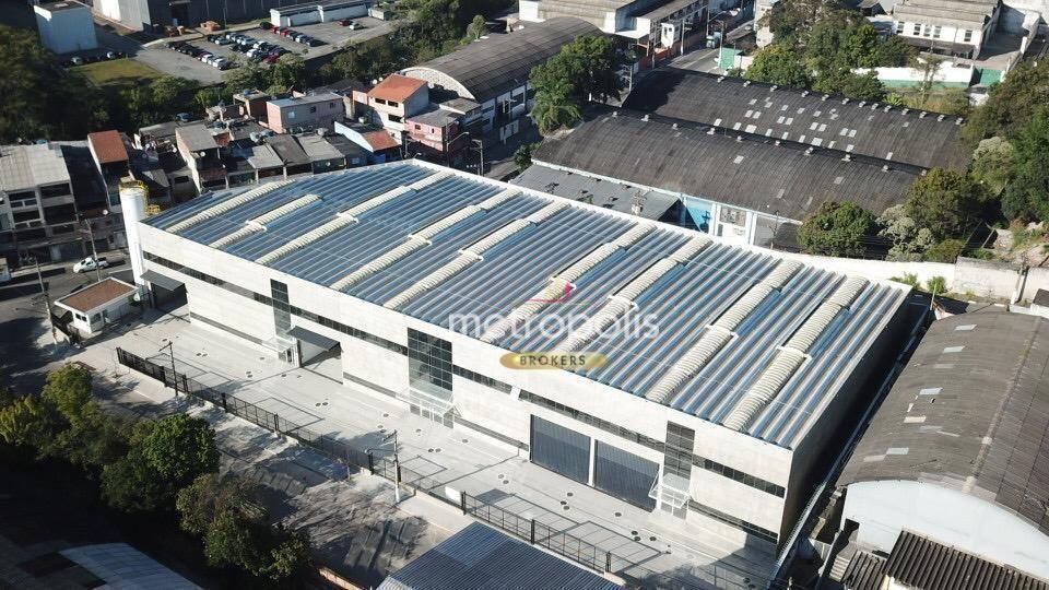 Galpão para alugar, 2607 m² por R$ 59.968,13/mês - Jardim Ruyce - Diadema/SP