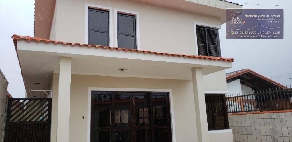 Venda casa 03 suites, lazer, Praia Solemar, Praia Grande (SP)