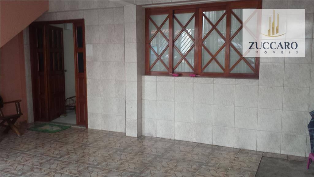 Sobrado de 3 dormitórios à venda em Jardim Cocaia, Guarulhos - SP