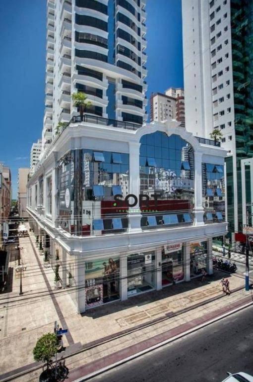 Apartamento com 3 dormitórios à venda, 152 m² por R$ 2.300.000,00 – Centro – Balneário Camboriú/SC