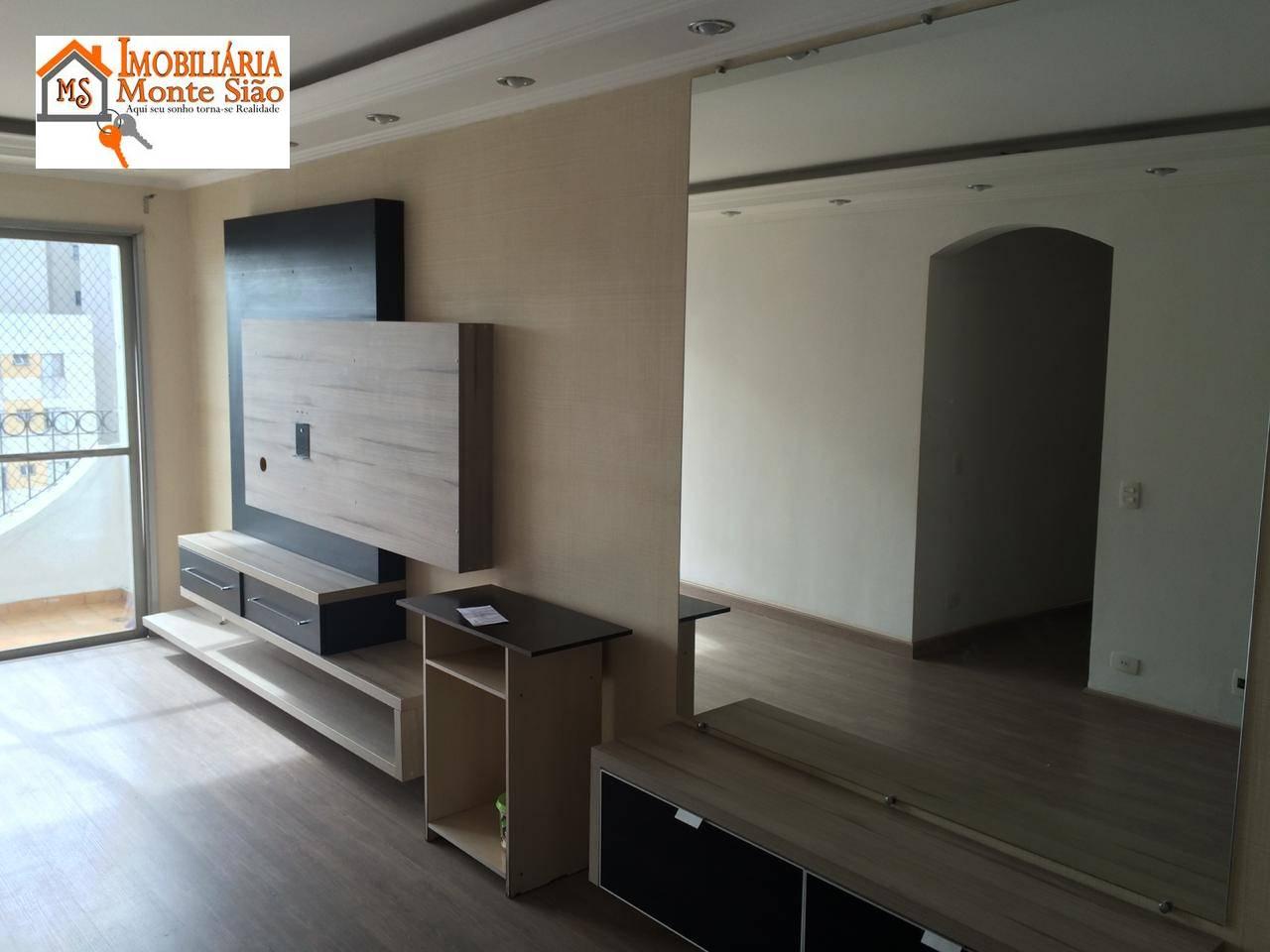 Apartamento com 2 dormitórios à venda, 75 m² por R$ 290.000,00 - Centro - Guarulhos/SP