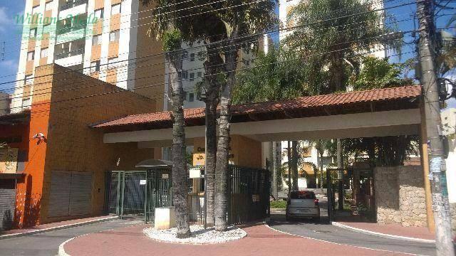 Apartamento com 3 dormitórios à venda, 67 m² por R$ 350.000 - Macedo - Guarulhos/SP
