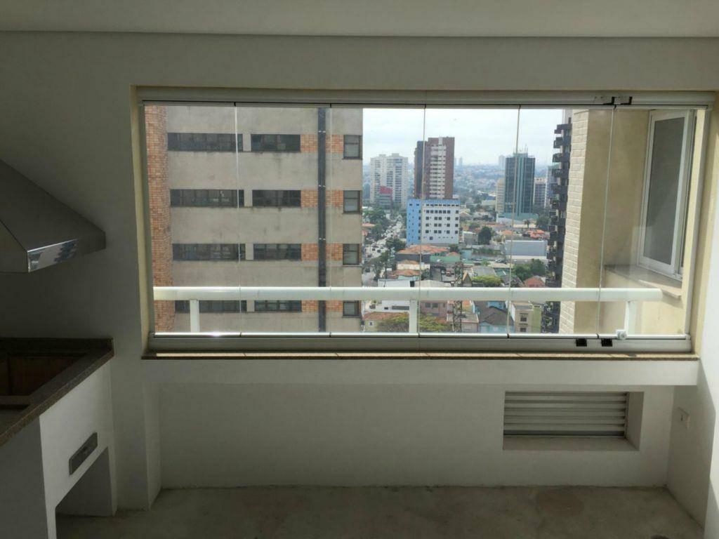 Apartamento residencial à venda ou locação, 135 m², 3 suítes, 3 vagas, var gourmet!!! Vila Léa, Santo André.