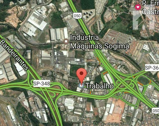 Galpão comercial à venda, Distrito Industrial, Jundiaí - GA0013.