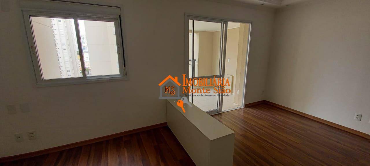 Studio com 1 dormitório para alugar, 38 m² por R$ 2.000,00/mês - Jardim Flor da Montanha - Guarulhos/SP