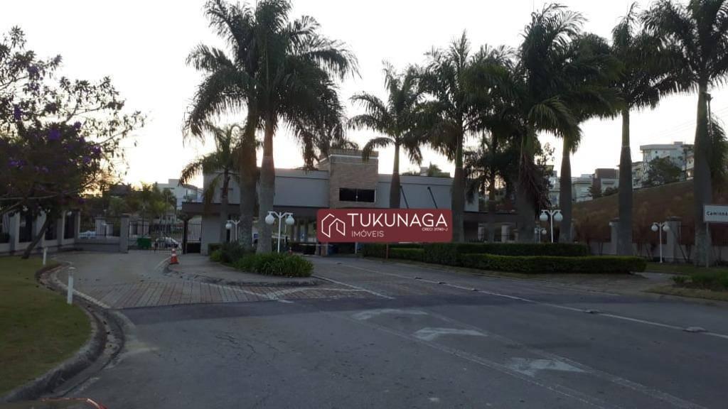 Terreno à venda, 320 m² por R$ 325.000,00 - Cidade Parquelandia - Mogi das Cruzes/SP