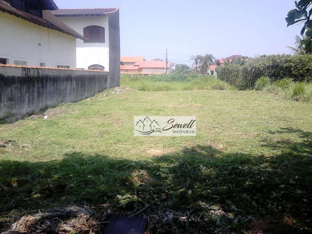 Terreno residencial à venda, Area Nobre Estância Balneária Convento Velho, Peruíbe.