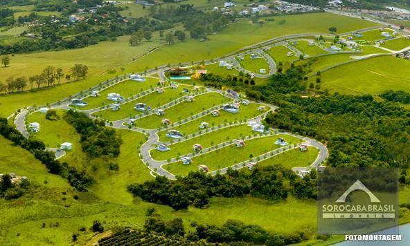 Terreno à venda, 546 m² por R$ 395.000,00 - Condomínio Cyrela Landscape - Votorantim/SP