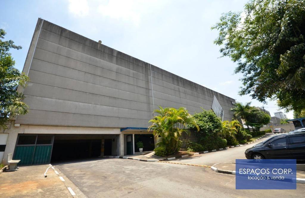 Galpão logístico para alugar, 812m² - Alphaville Industrial - Barueri/SP