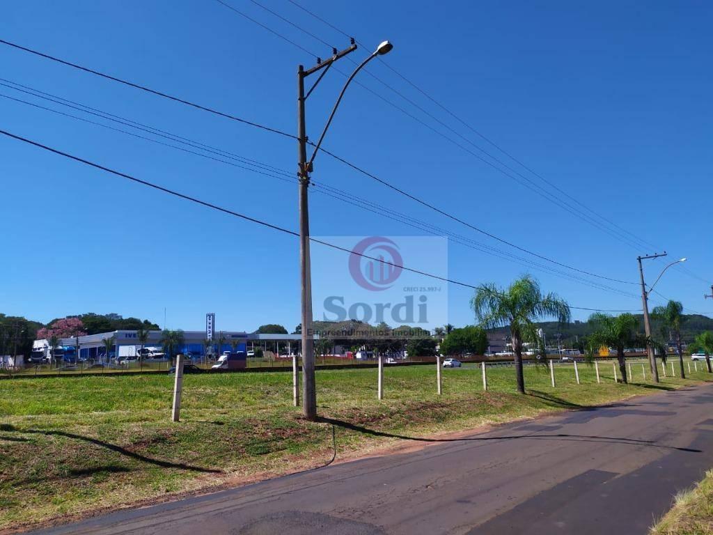 Área à venda, 30000 m² por R$ 18.000.000,00 - Recreio Anhangüera - Ribeirão Preto/SP