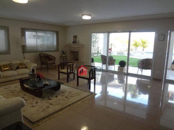 Casa residencial à venda, Alphaville , Campinas - CA0456.