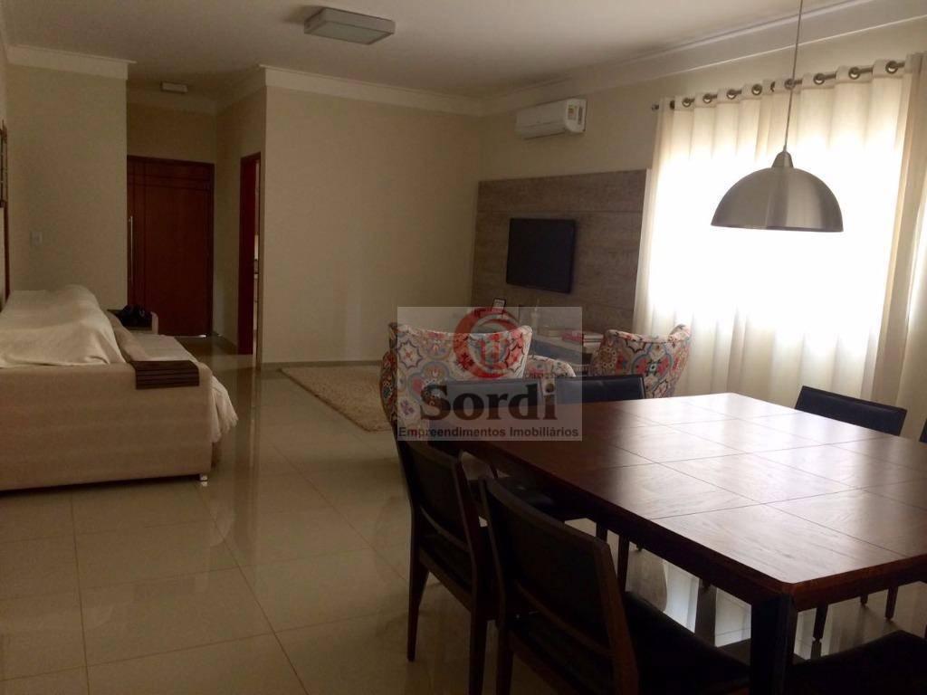 Casa com 3 dormitórios à venda, 215 m² por R$ 1.225.000,00 - Jardim Saint Gerard - Ribeirão Preto/SP