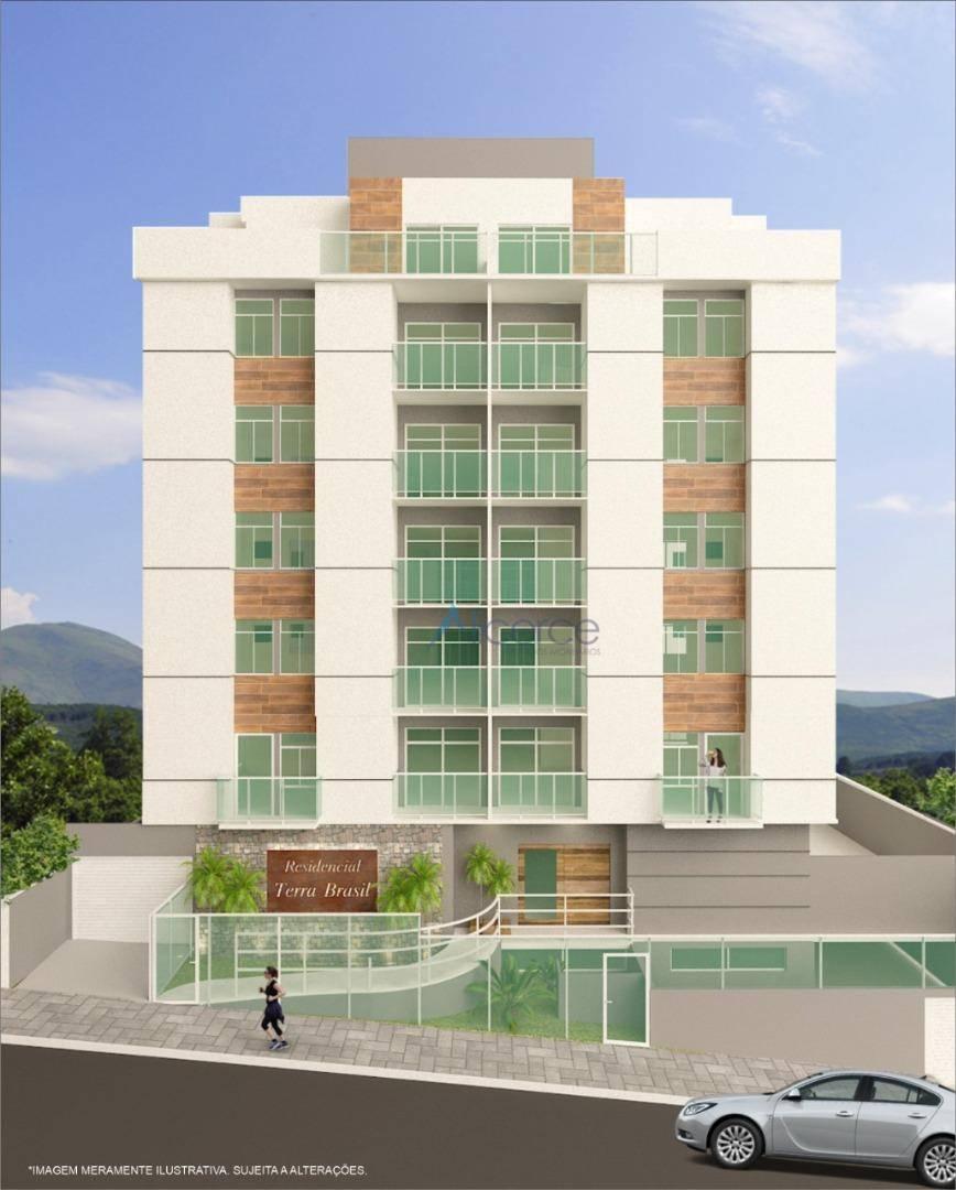Apartamento com 2 quartos à venda, 62 m² por R$ 310.000 - Aeroporto - Juiz de Fora/MG