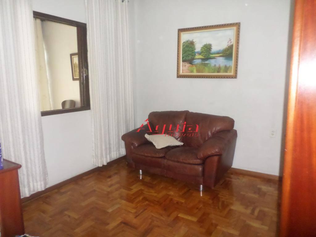 Sobrado à venda, 306 m² por R$ 700.000 - Parque Novo Oratório - Santo André/SP