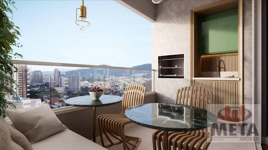 Apartamento com 3 Dormitórios à venda, 128 m² por R$ 950.882,66