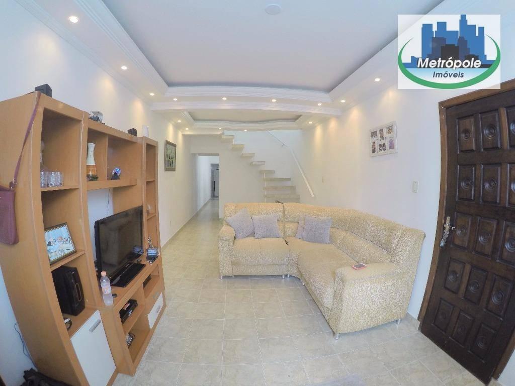 Sobrado de 3 dormitórios à venda em Vila Tijuco, Guarulhos - SP