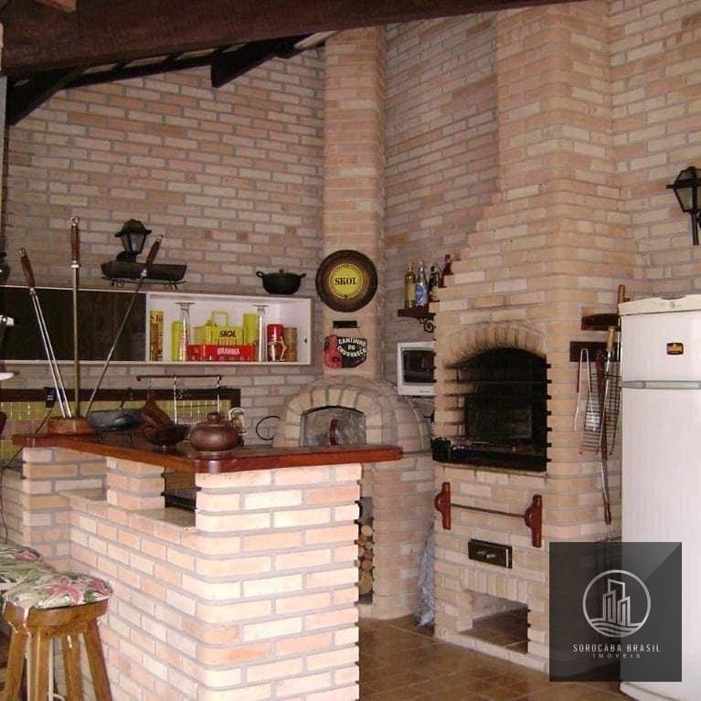 Casa com 3 dormitórios à venda, 176 m² por R$ 580.000 - Condomínio Vasques Martins - Votorantim/SP