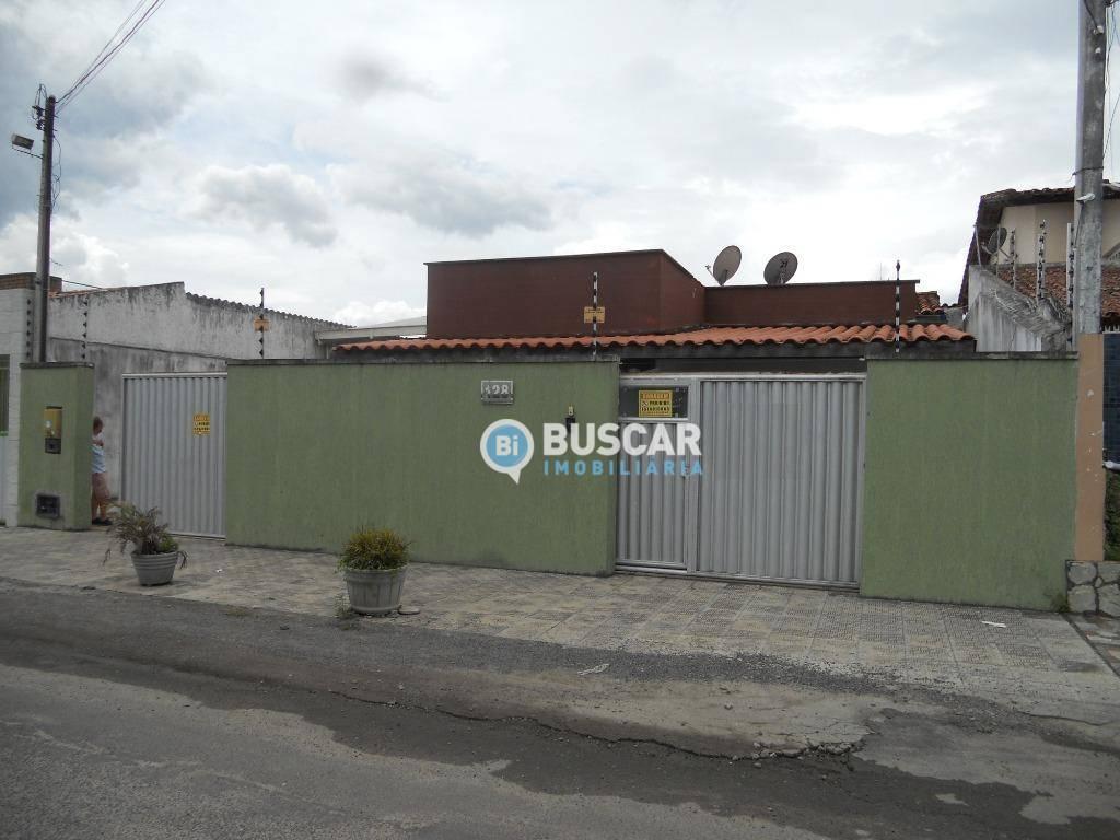 Casa com 3 dormitórios à venda, 128 m² por R$ 520.000 - Jardim Cruzeiro - Feira de Santana/BA