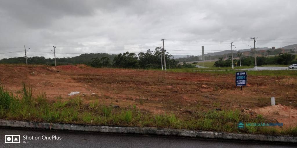 Terreno à venda, 378 m² por R$ 390.000,00 - Sertão do Maruim - São José/SC