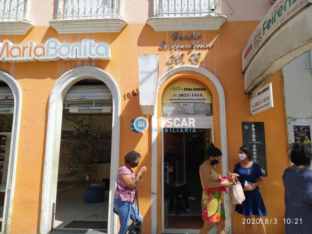 Sala para alugar, 25 m² por R$ 1.000,00/mês - Centro - Feira de Santana/BA