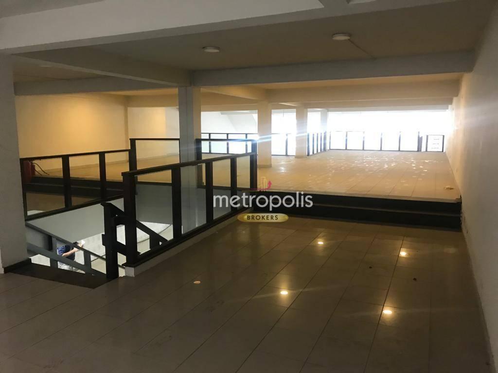 Prédio para alugar, 1800 m² por R$ 20.000,00/mês - Jardim Olavo Bilac - São Bernardo do Campo/SP