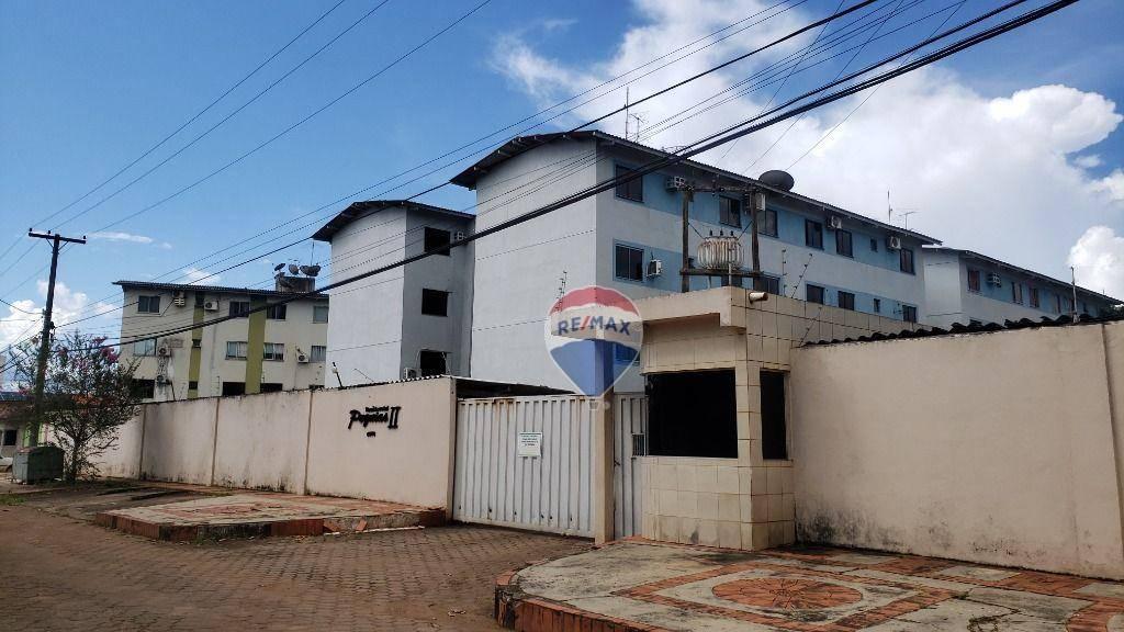 Apartamento com 3 dormitórios para alugar por R$ 1.000,00/mês - Rio Madeira - Porto Velho/RO