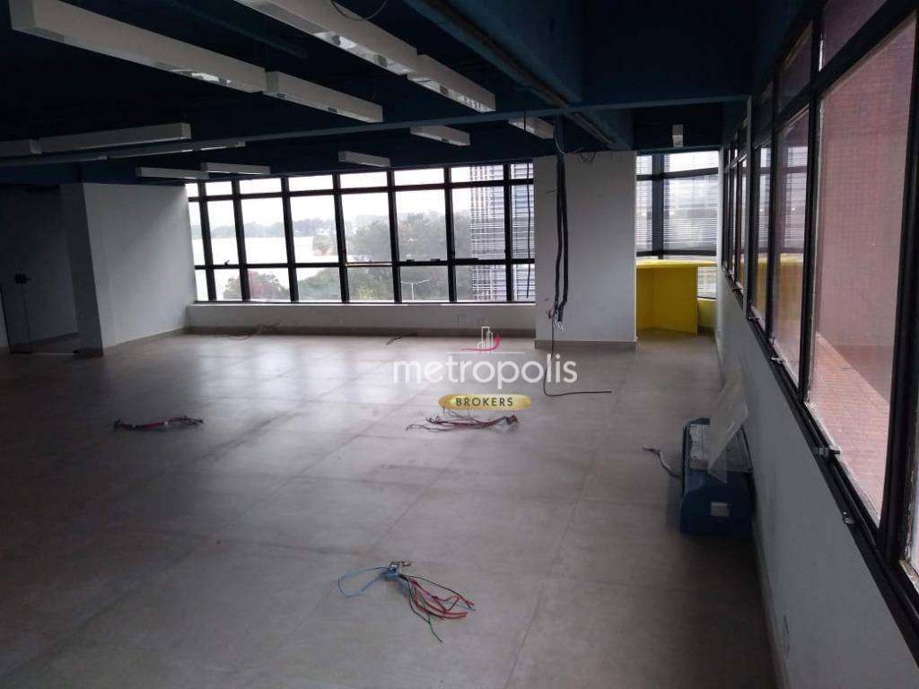 Andar Corporativo à venda, 614 m² por R$ 1.500.000,00 - Barcelona - São Caetano do Sul/SP