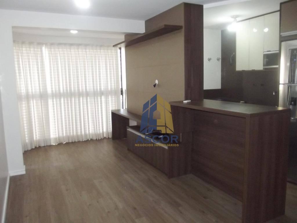 Apartamento com 2 dormitórios , Mobiliado próximo ao Shopping Beiramar por R$ 2.990/mês