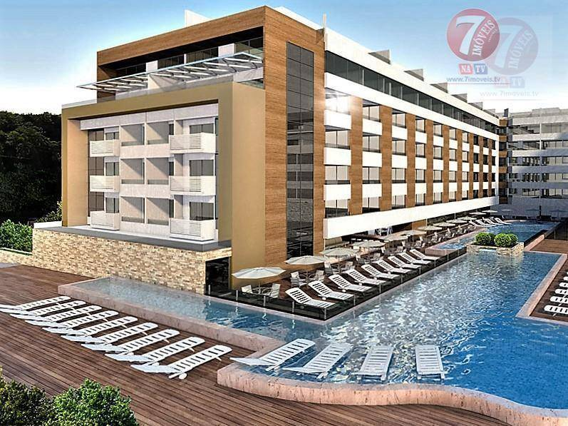 Apartamento residencial à venda, Cabo Branco, João Pessoa -