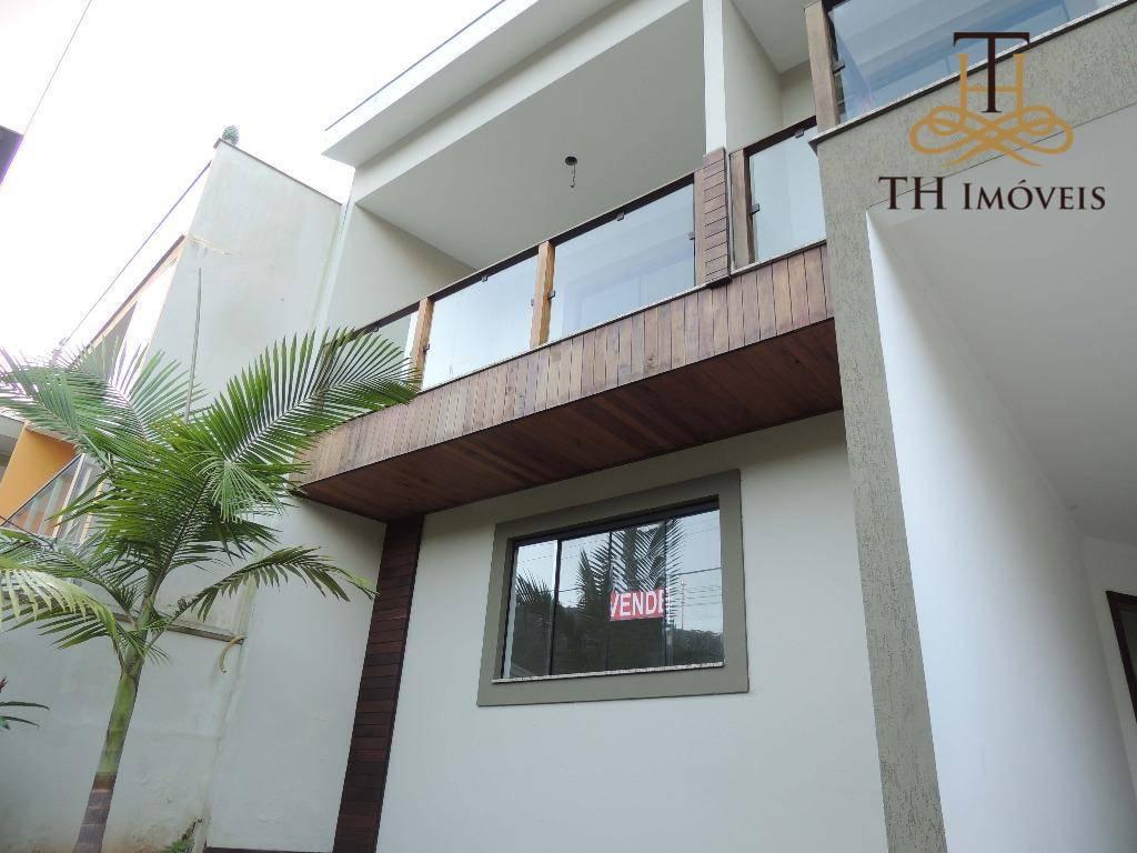 Sobrado residencial novo à venda na Praia dos Amores, Balneá