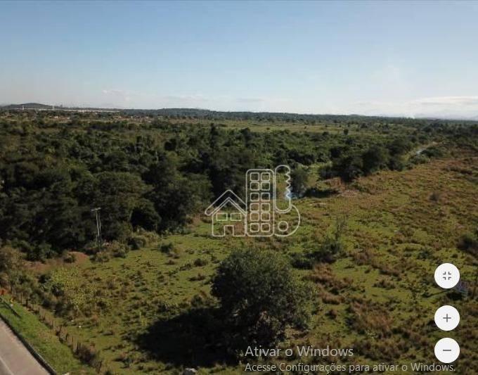 Terreno à venda, 19505838 m² por R$ 3.400.000,00 - Sambaetiba - Itaboraí/RJ