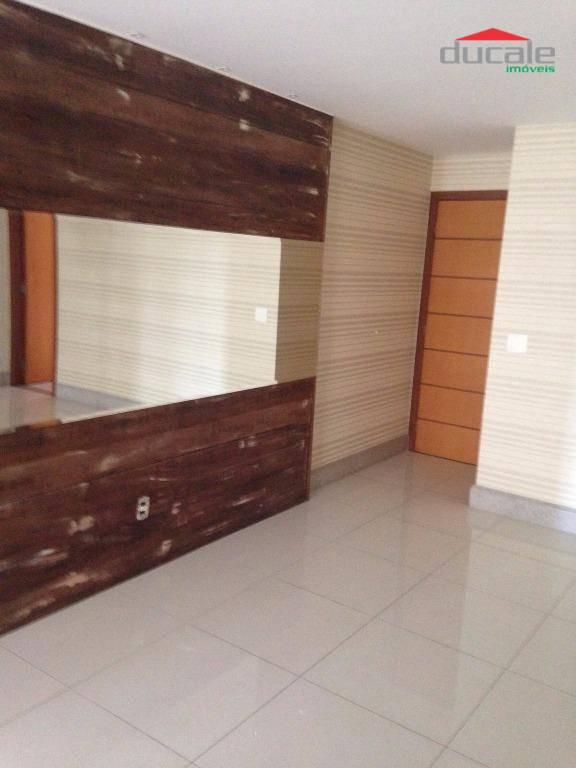 04 quartos, revertido para 03 quartos com suíte Praia do Sua