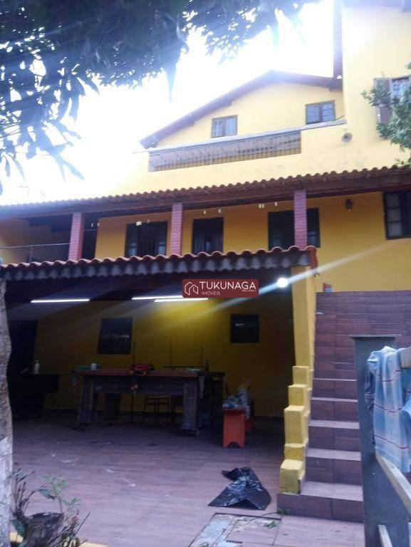 Chácara com 3 dormitórios à venda, 1230 m² por R$ 750.000 - Água Azul - Guarulhos/SP