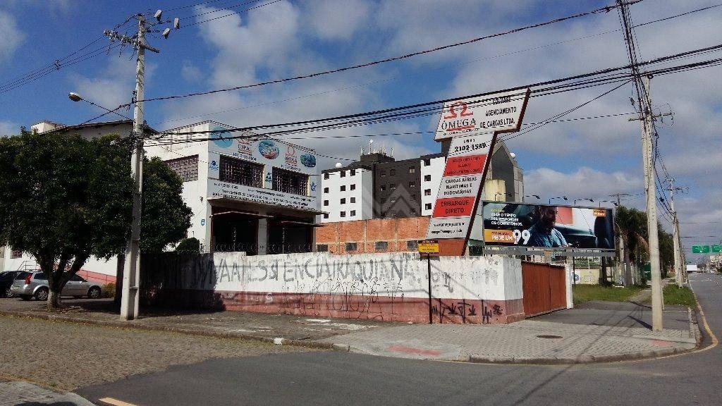 Barracão à venda, 472 m² por R$ 2.500.000,00 - Águas Belas - São José dos Pinhais/PR