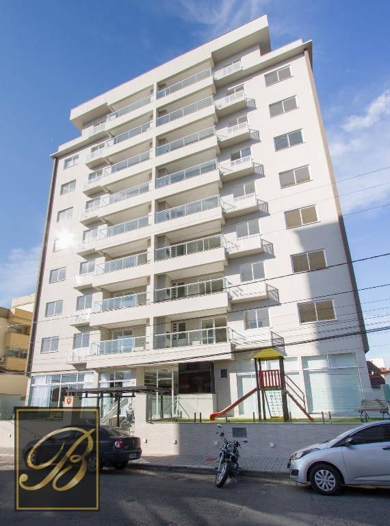Apartamento com 2 dormitórios à venda, 73 m² por R$ 404.669 - Costa e Silva - Joinville/SC