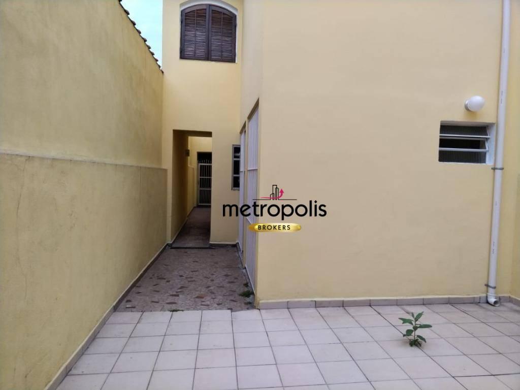 Sobrado com 3 dormitórios à venda, 350 m² por R$ 800.000 - Osvaldo Cruz - São Caetano do Sul/SP