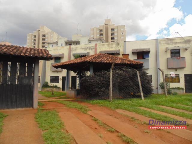 Flat residencial para venda e locação, Olinda, Uberaba - FL0004.