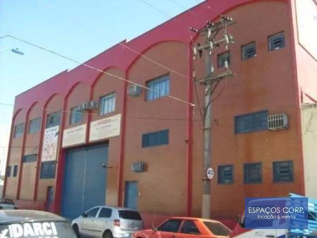 Galpão comercial, 3700m² - venda por R$ 9.900.000 ou aluguel por R$ 54.575/mês - Cerâmica - São Caetano do Sul/SP