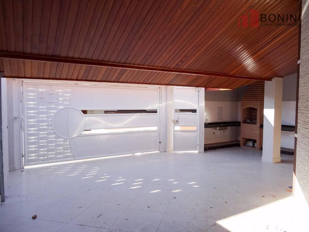 Casa 3 Dorm, Parque Novo Mundo, Americana (CA0266) - Foto 16