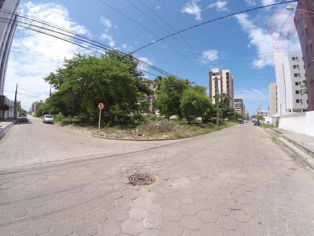 Área comercial/residencial à venda, Intermares, Cabedelo - T