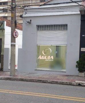 Salão comercial à venda, Santo Antônio, São Caetano do Sul.