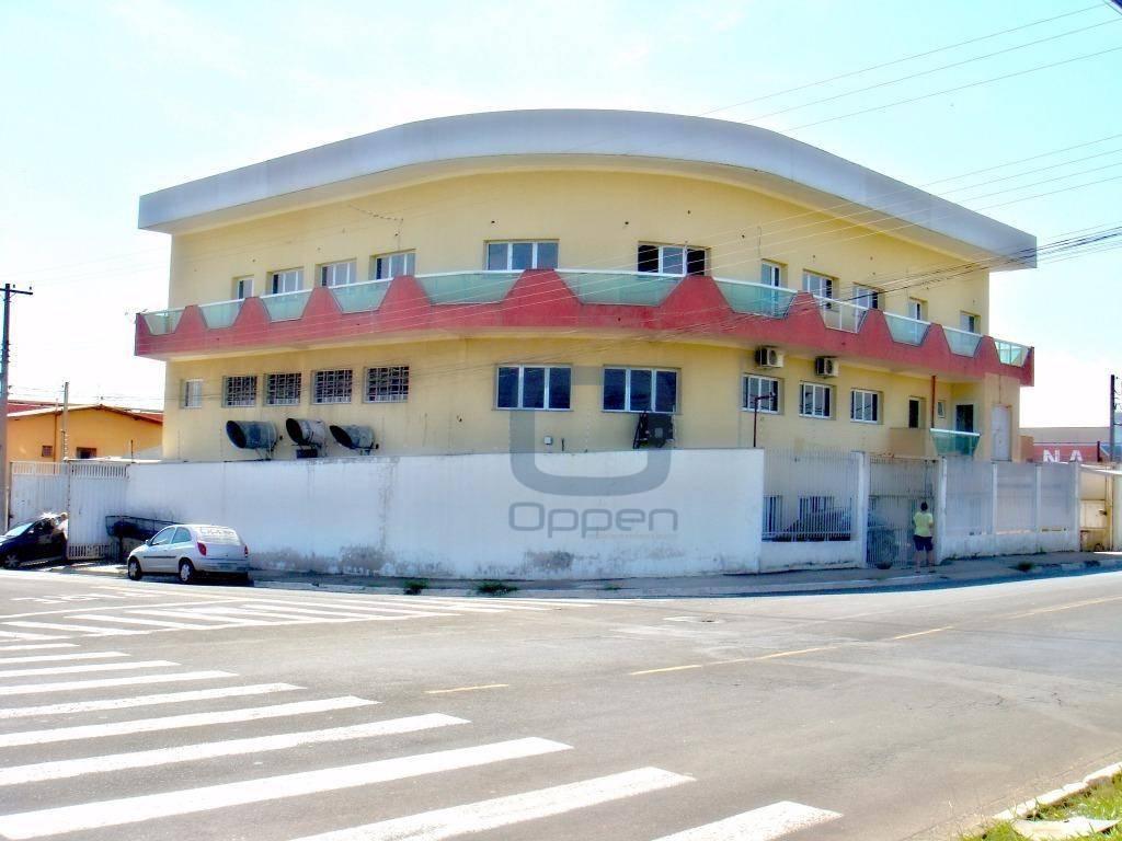Prédio comercial à venda, Jardim Terras de Santo Antônio, Hortolândia.