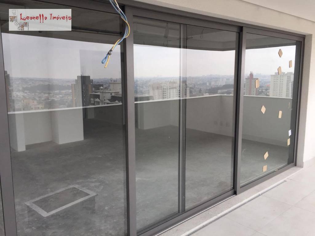 Apartamento com 4 suites à venda, 250 m² por R$ 2.440.000 - Campestre - Santo André/SP